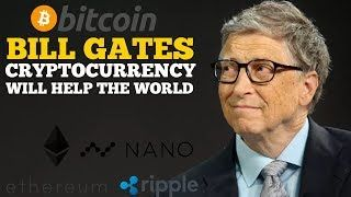 Bill gates thoughts on cryptocurrency