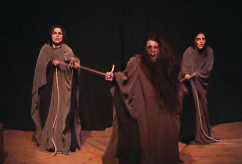 La charanga (Complutense de Madrid): Medea @ Teatro Principal - Ourense escea escena teatro miteu