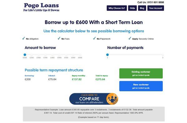 Pogo Loans Loan How To Find Out Short Term Loans