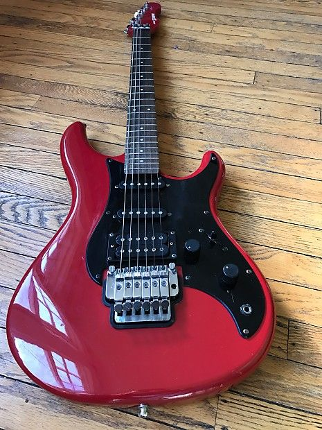 Yamaha Se312 Ssh Floyd Rose Fine Tune Coil Tap Automatic Jack S Axe Shack Reverb Floyd Rose Guitar Design Guitar