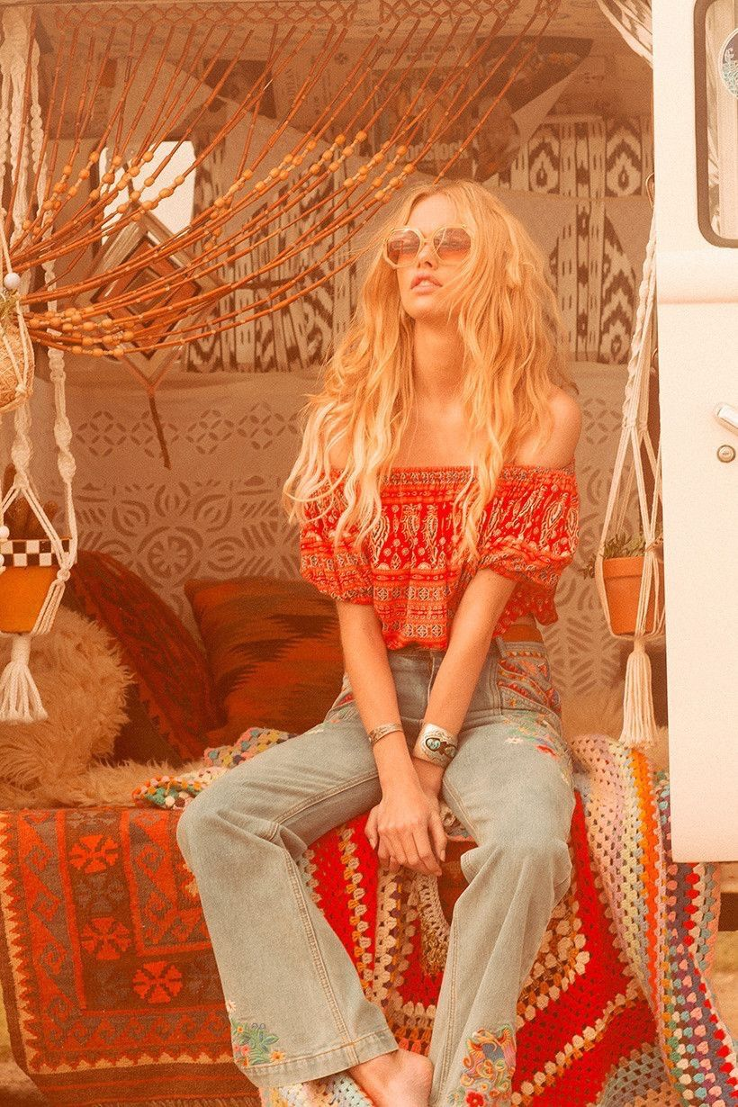 60 Of The Most Popular Spring Boho Outfit Ideas On ...