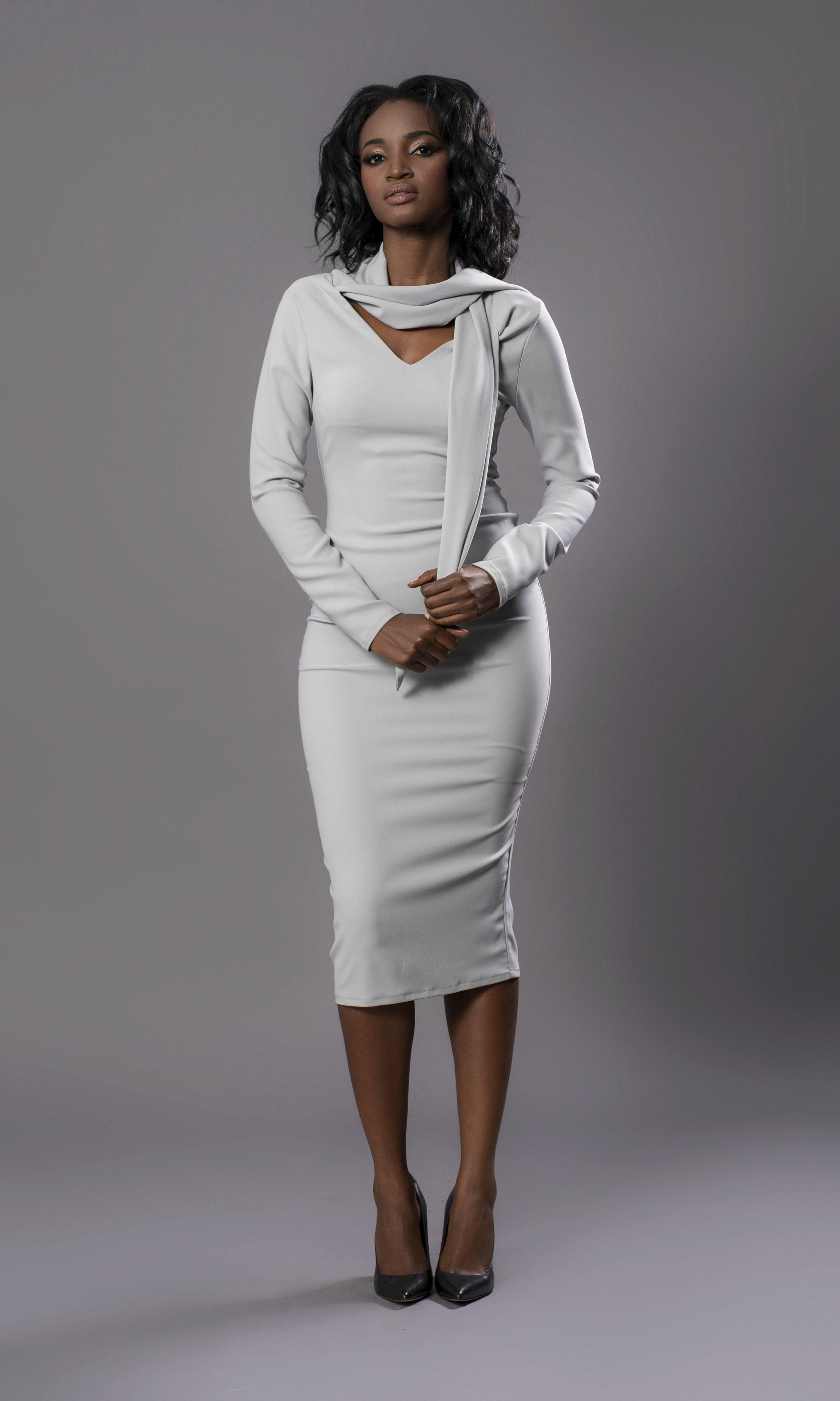 Idrine Bishweka Lina Dress Http Ibishweka Net Product Lina Dress Dresses Fashion Neck Dress [ 3498 x 2098 Pixel ]