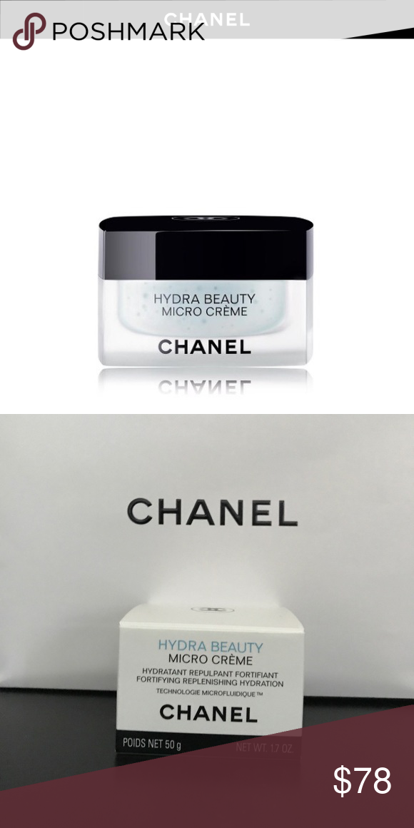 Chanel Hydra Beauty Micro Cream Chanel Hydra Beauty Chanel Beauty