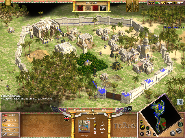 Age Of Mythology The Titans Pc Games Gameplay Age Of Mythology Age Of Empires Mythology