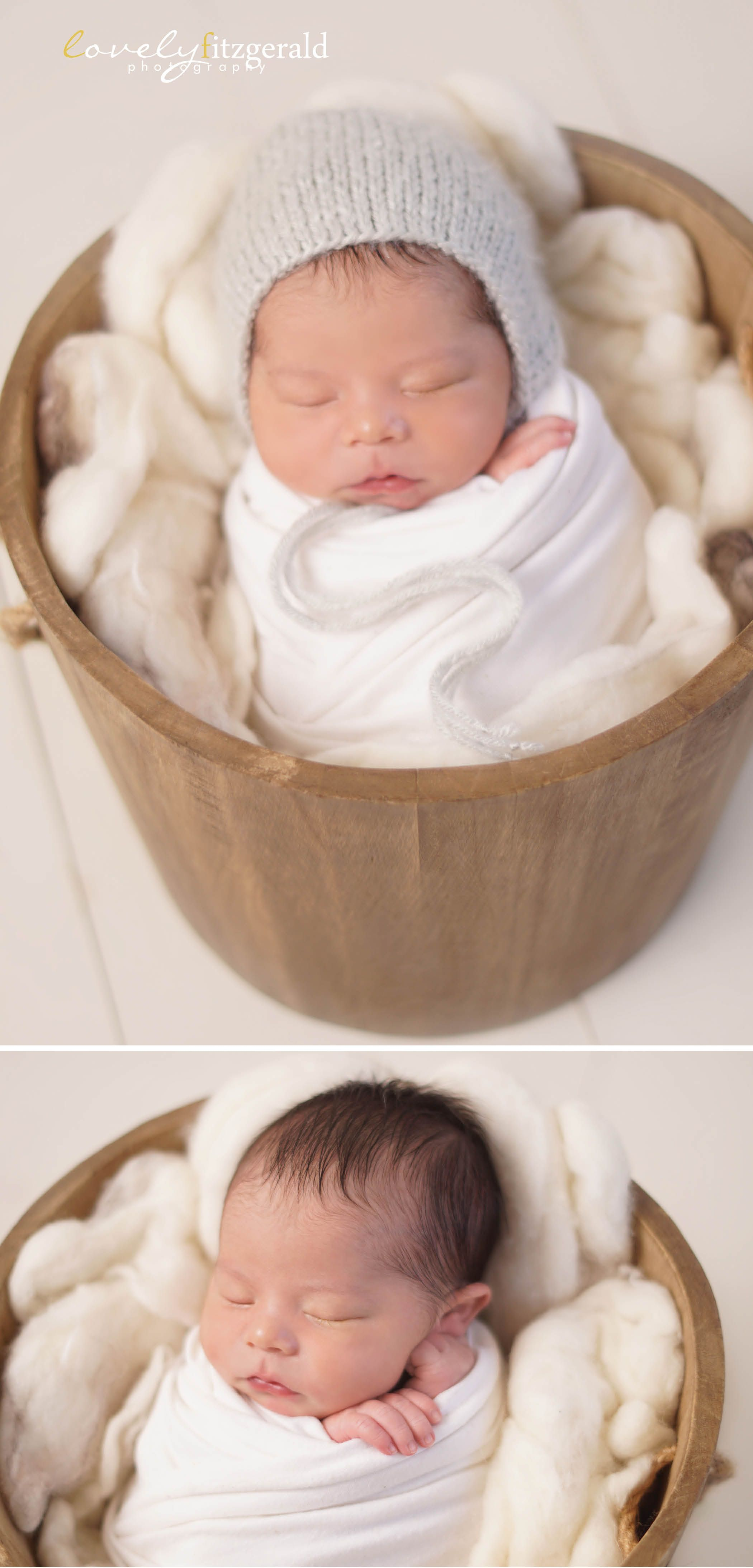 Accessories Newborn Baby Photography Moon Bed Props Baby Girl Boy Photo Shoot Handmade White Solid Wood Basket Bebe Foto Shooting Stuff Fashionable And Attractive Packages