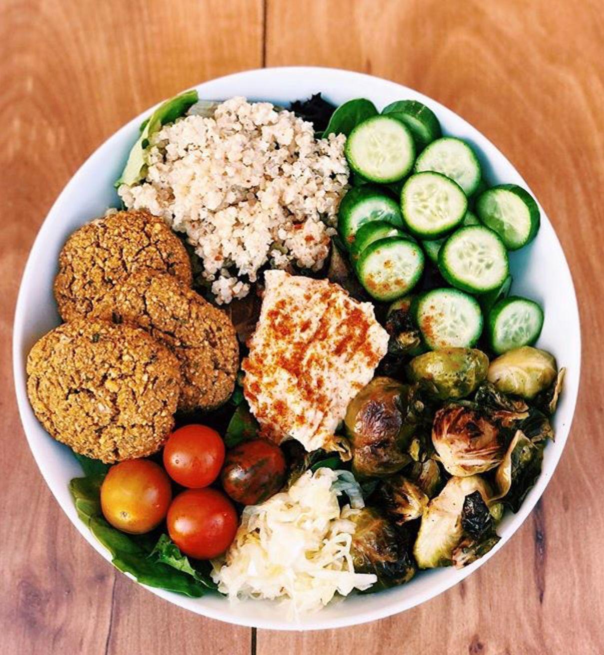 Health food recipes vegetarian