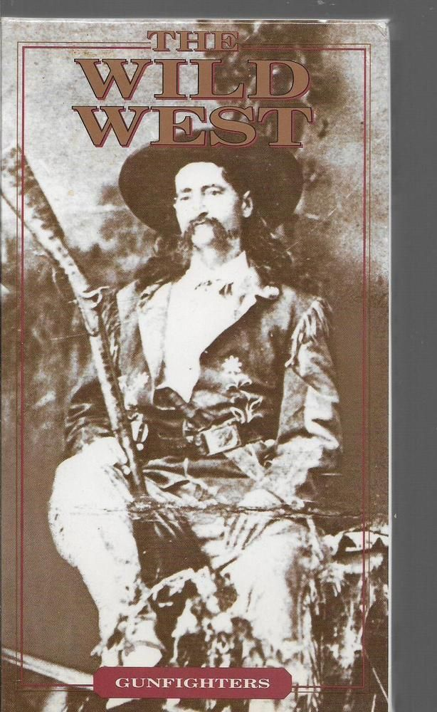 The Wild West Gunfighters Time Life VHS