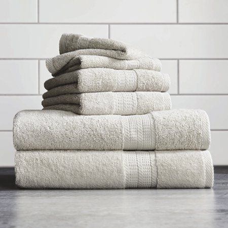 Home Towel Set Soft Towels Better Homes