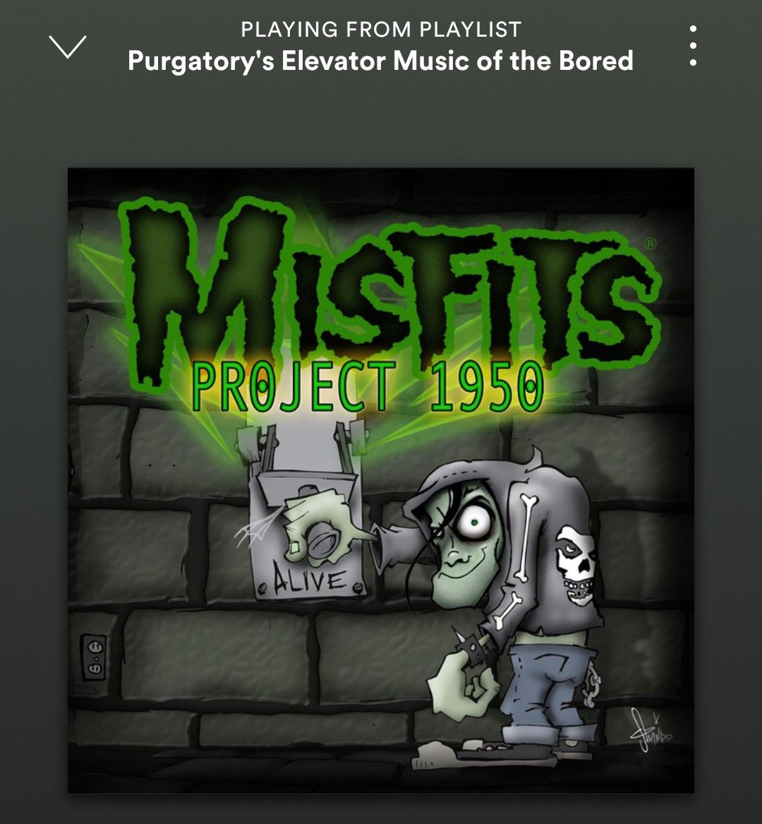 Check Out Purgatory S Elevator Music Of The Bored An Eclectic Spotify Playlist With Everything From Motorhead R Elevator Music This Magic Moment Mojo Nixon