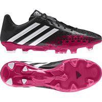 adead76560 Nuevas Botas de Futbol Adidas Predator LZ TRX FG Negra-Rosa. Pincha aqui