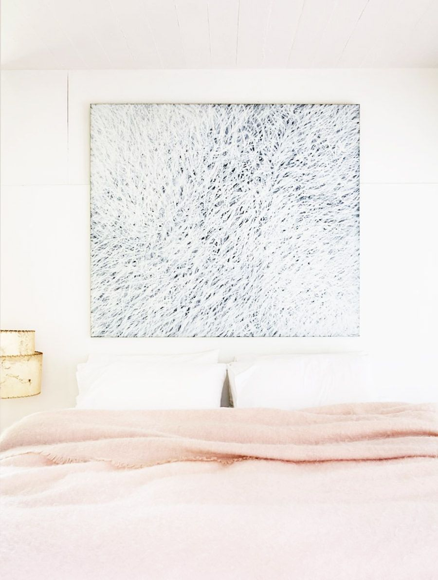 Master bedroom artwork   Stellar HomeDesign Pinners You Need to Follow  Pale pink