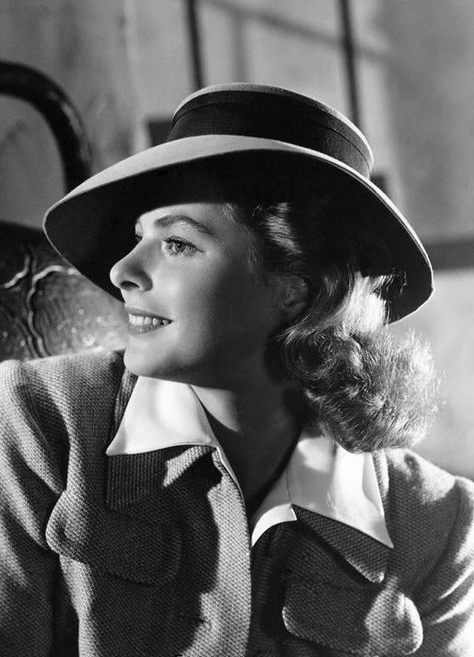 Ingrid Bergman young pictures