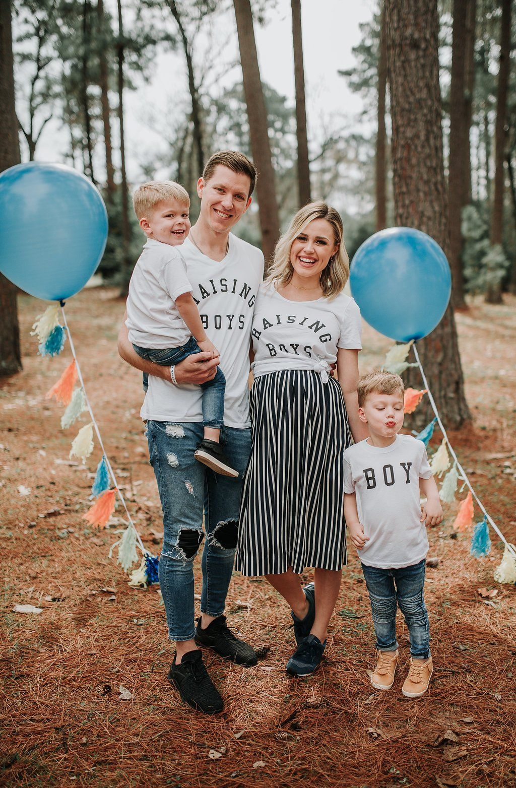 Gender Reveal Gender Reveal Ideas Gender Reveal Family Photos Uptown With Elly Brown Gender Reveal Gender Reveal Ideas