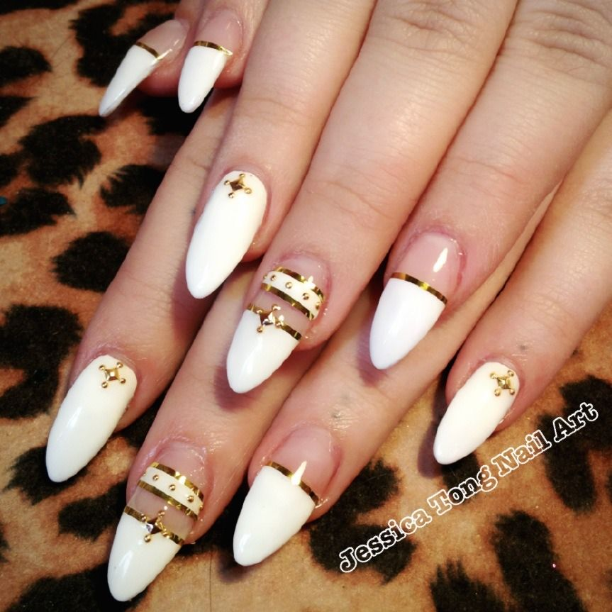 Jessica Tong Nail Art | nails | Pinterest | Manicure, Nail nail and ...