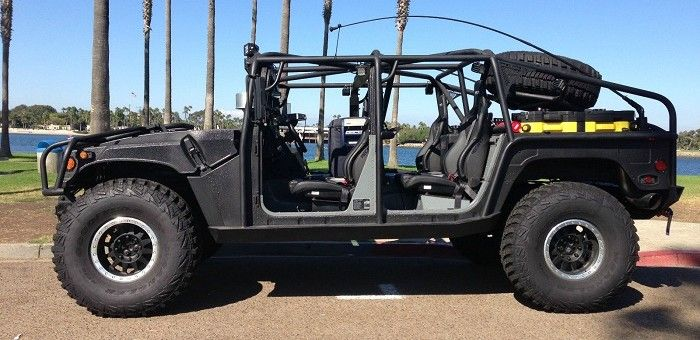 Make Lifted Jeep Owners Envious With This Spec Ops Hummer H1 Ebay