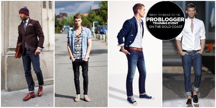 What To Wear The Problogger Training Event On Gold Coast Mens Edition