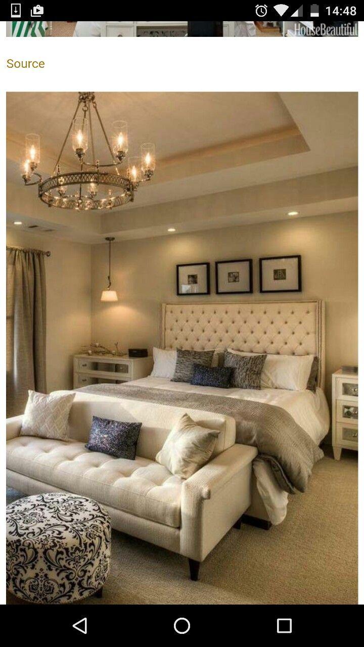 Traditional romantic master bedroom decor  Pin by Shenny Pinelo on Master Bedroom  Pinterest  Master bedroom