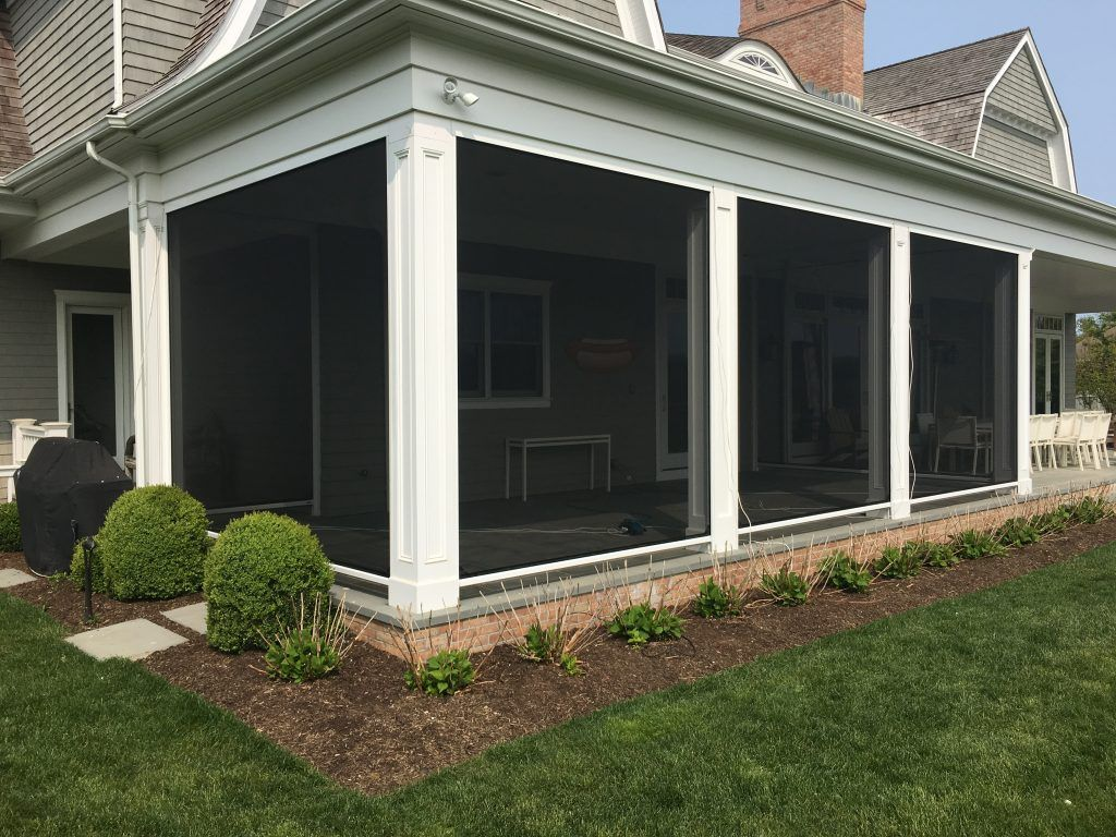 Highquality retractable patio screens available to