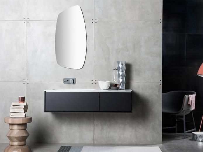ISSY Glide 1000-1300 Custom Wall Hung Vanity (Reece) | Bathroom ...