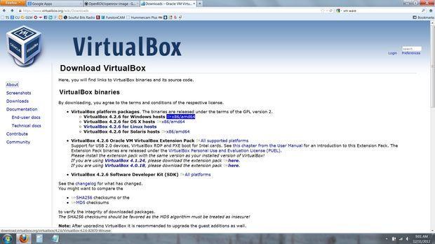 how to create a ubuntu virtual machine in windows 7