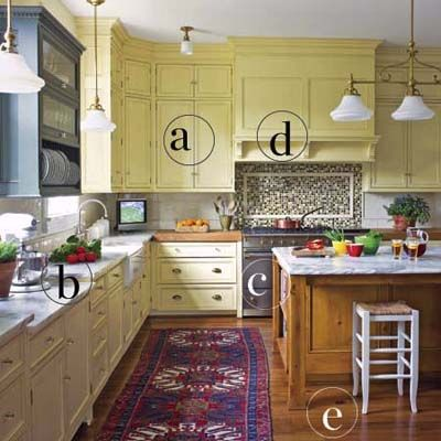 Period Perfect Farmhouse Is All In The Details Kitchens