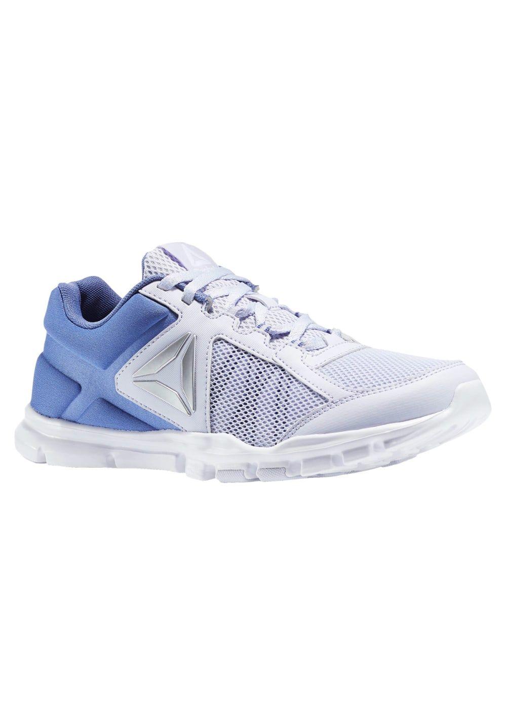 Reebok Yourflex Trainette 9.0 MT - Chaussures fitness pour Femme - Blanc 18bc942d8b9