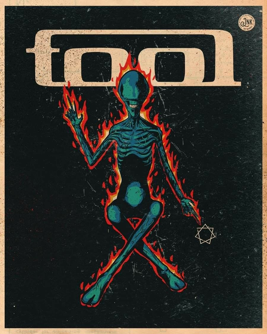 Pin By Dawn Showalter On Tool Tool Band Artwork Tool Band Art Tool Artwork