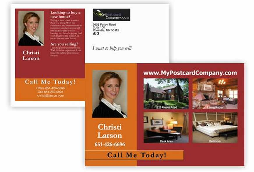 direct mail postcard design - Google Search | Direct Mail ...