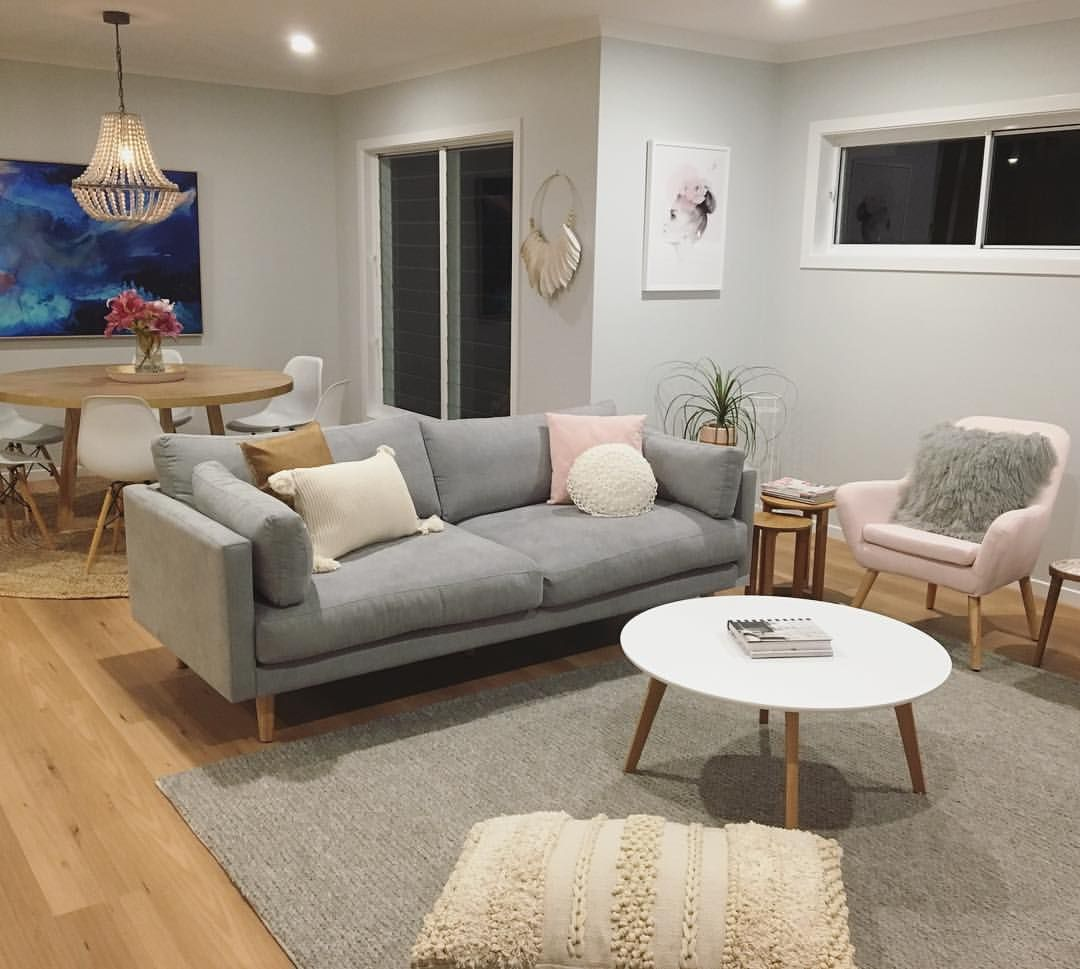 Scandi Living Room By Sapphire Living Interiors Sapphire Living On Instagram The Hou Scandi Living Room Small Living Room Design Living Room Color Schemes Living dining room meaning