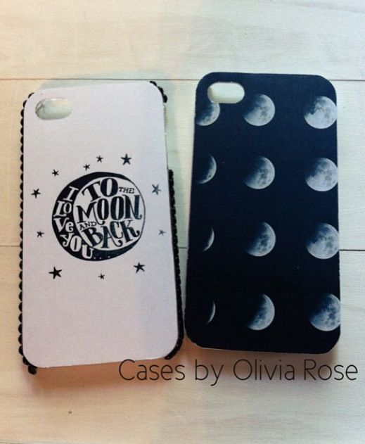 moon cases by Olivia rose