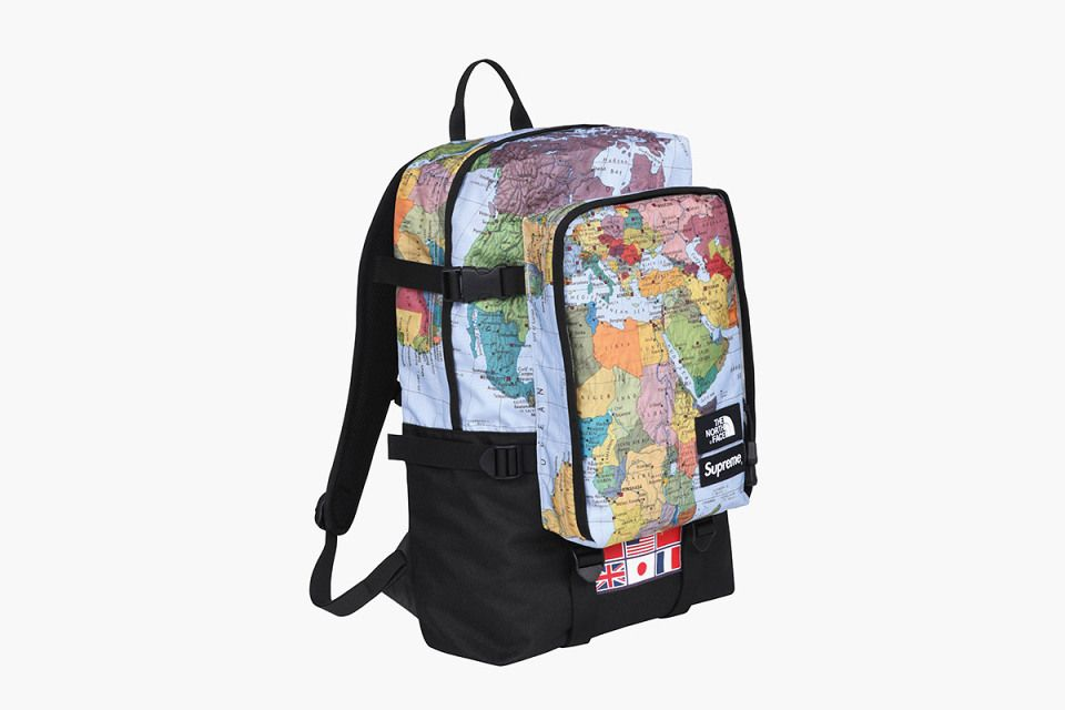 00a368ebeaf3 Supreme x The North Face Spring/Summer 2014 Collection | BOLD PRINTS ...