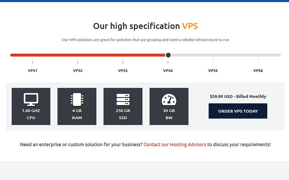 HostCube WHMCS Website Template #74567 | Design Ideas For
