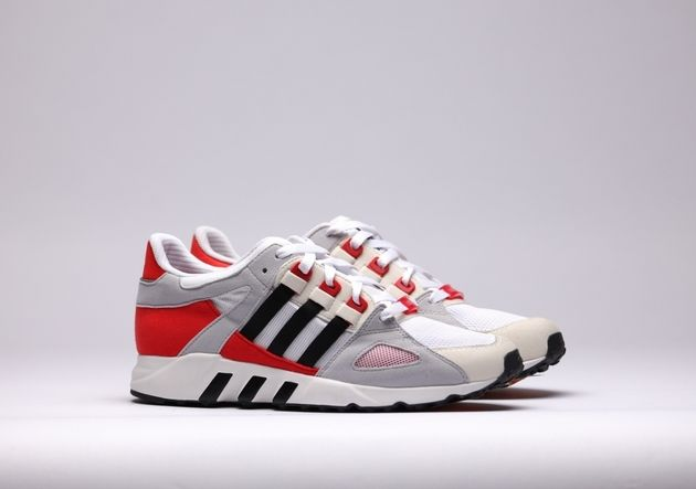 Adidas Eqt Running Guidance 93 Og Running White Black Red Addidas Shoes Classic Shoes Adidas Shoes Outlet