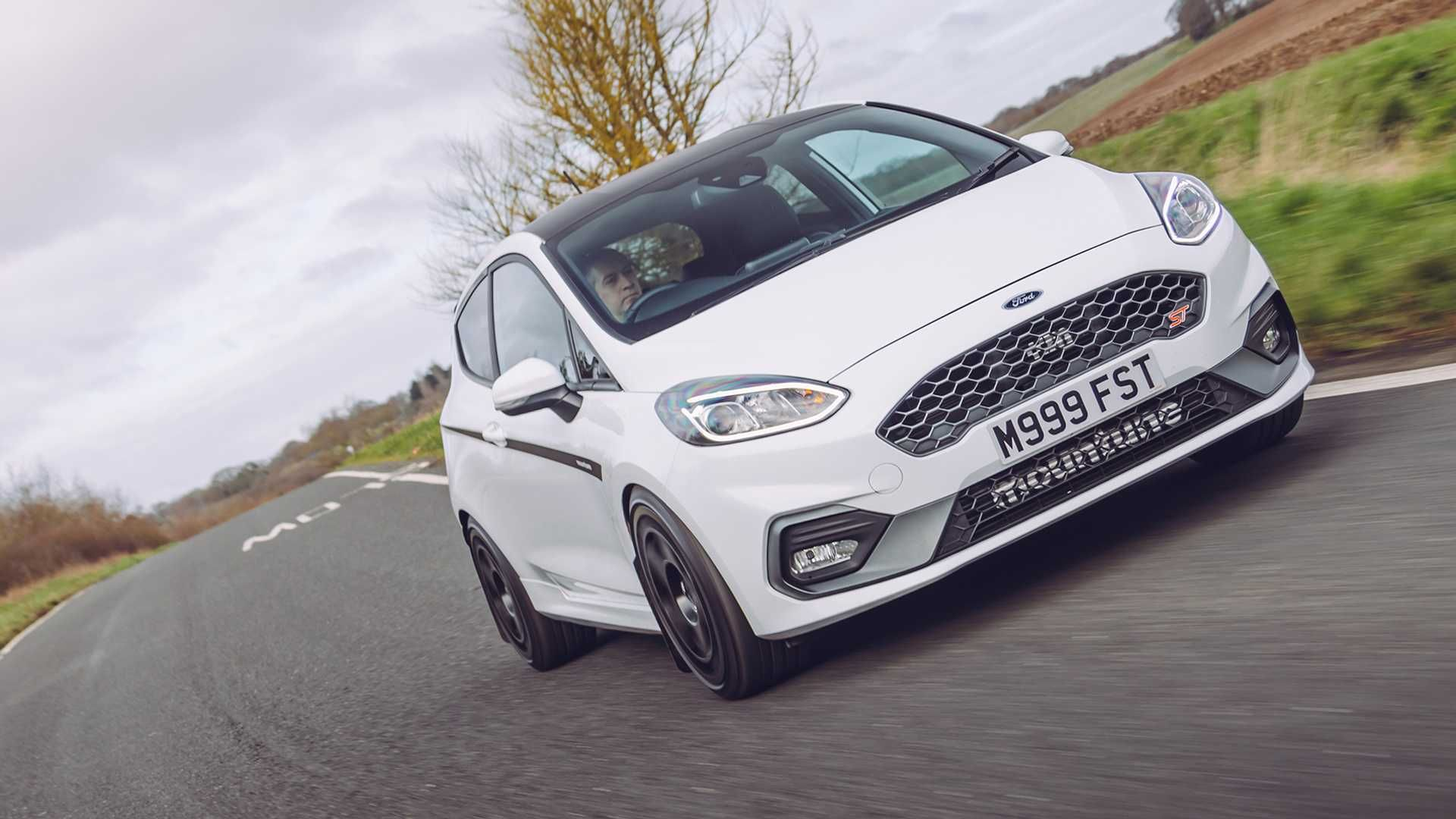 Check Out The Customized Ford Fiesta St Mountune M235 That Delivers 232 Horsepower In 2020 Ford Fiesta St Ford Fiesta Fiesta St