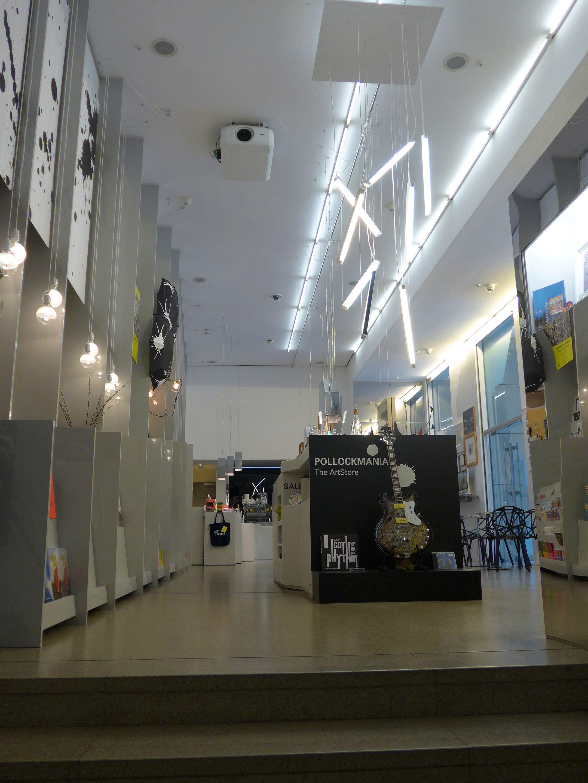 Deutsche Bank Kunsthalle Gift shop Berlin Berlin