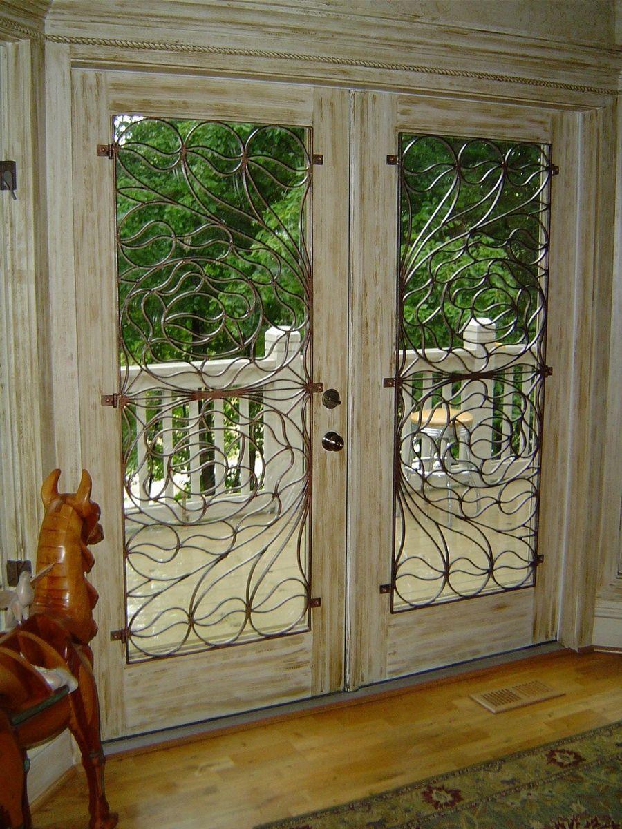 Custom made window bars for doors in 2019 window bars