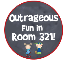 Outrageous fun in room 321
