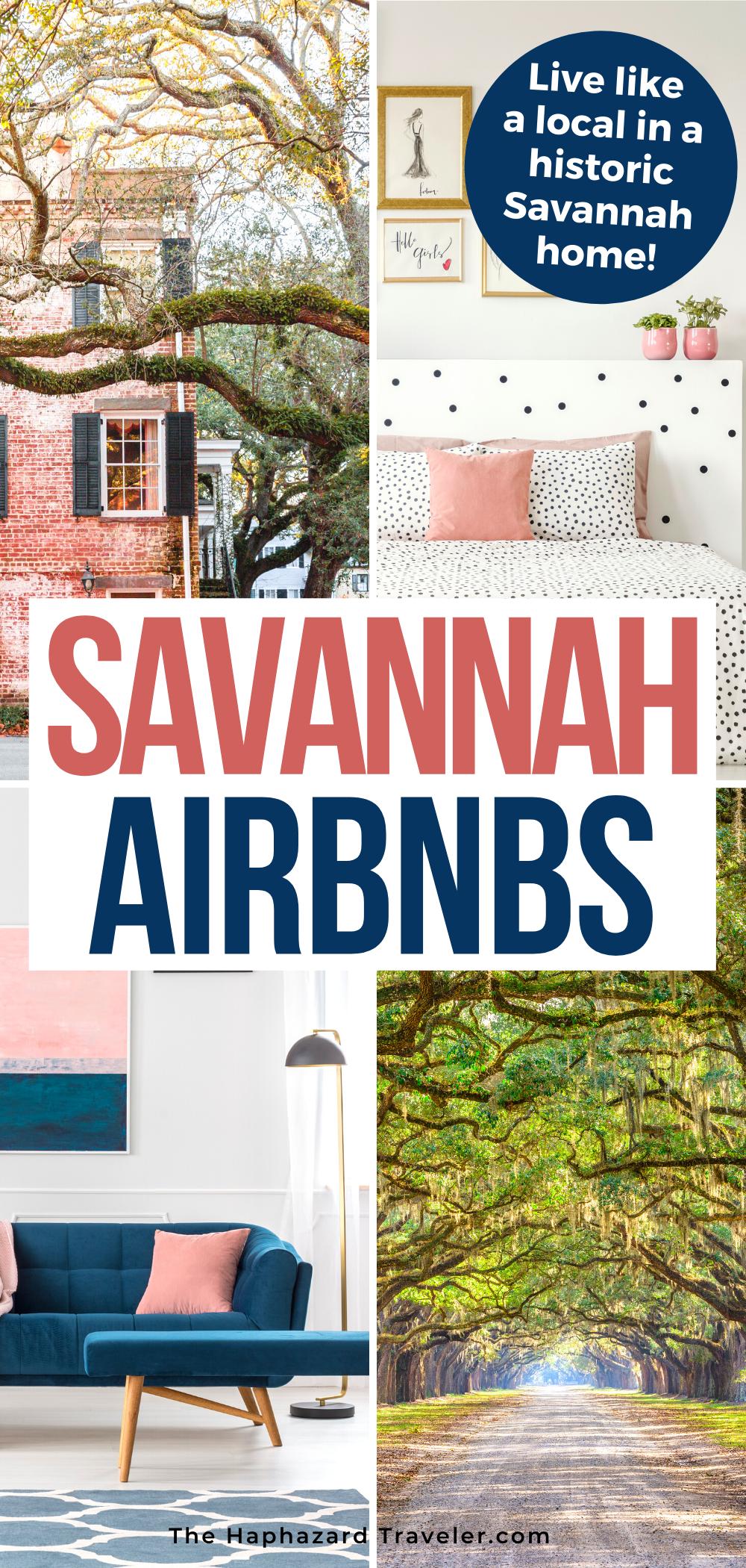 Airbnb Savannah Georgia Historic Stays Neighborhood Tips In 2021 Savannah Chat Travel Usa Vacation Usa