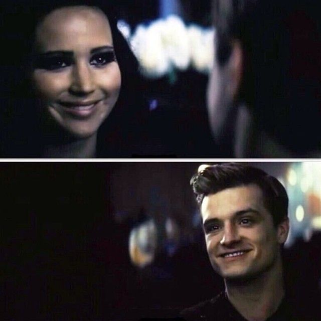 The way they look at each other but I mean even in RL Josh and Jen would be the cutest couple ever they are best friends