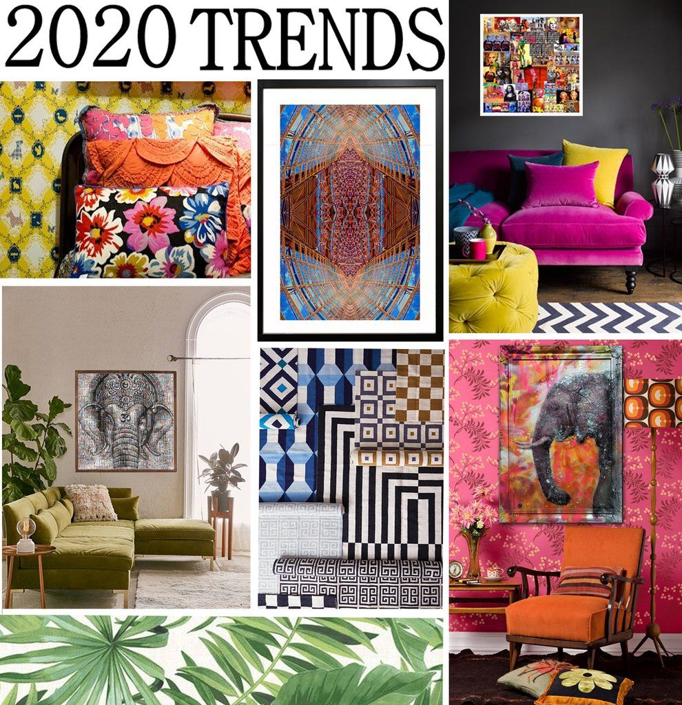 Interior and Art trends 2020 in 2020 (With images