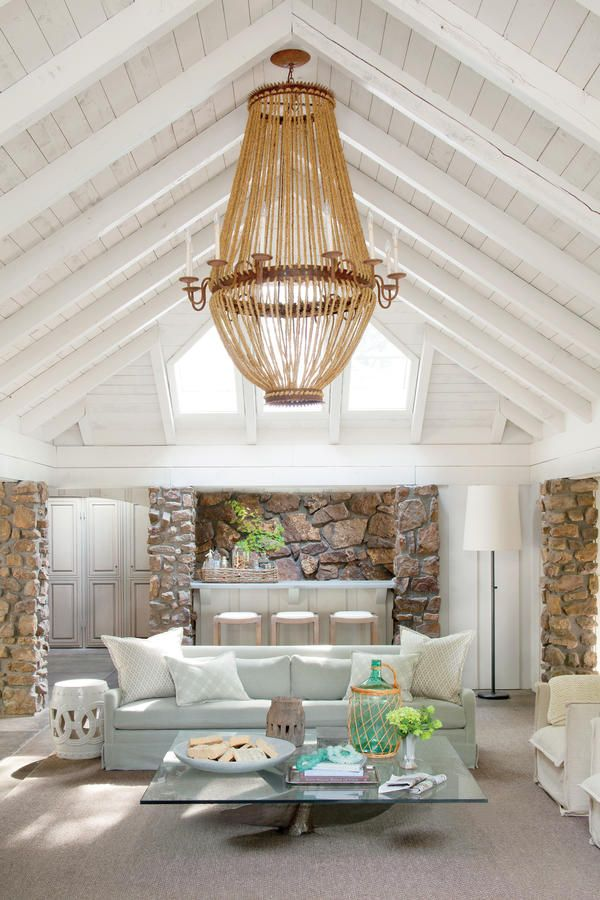 Bring light in lake house decorating ideas southernliving her arkansas also casas bellas hogar rh co pinterest