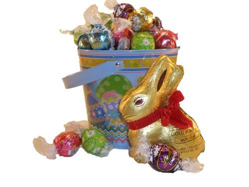Happy easter lindt chocolate truffles and bunny holiday adds happy easter lindt chocolate truffles and bunny holiday adds negle Image collections