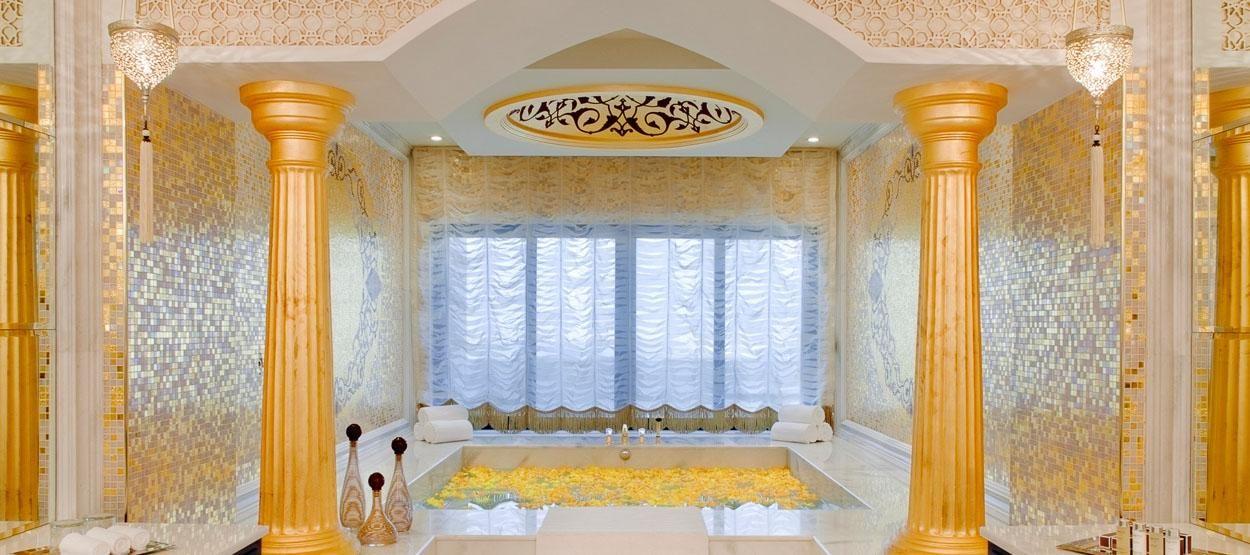 Worlds Most Luxurious BathroomsDubai The most luxurious