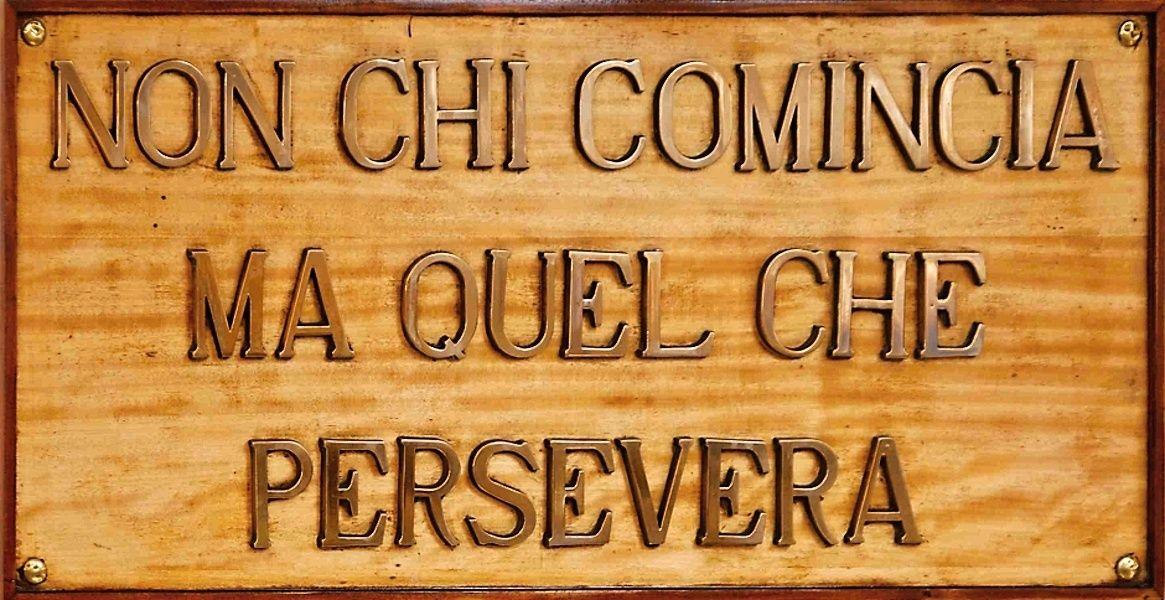 Perseveranza (nave Amerigo Vespucci).