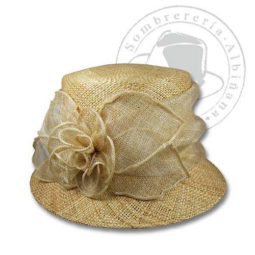 los sombreros mas bonitos del mundo de damas - Buscar con Google ... ae0d41c4f84