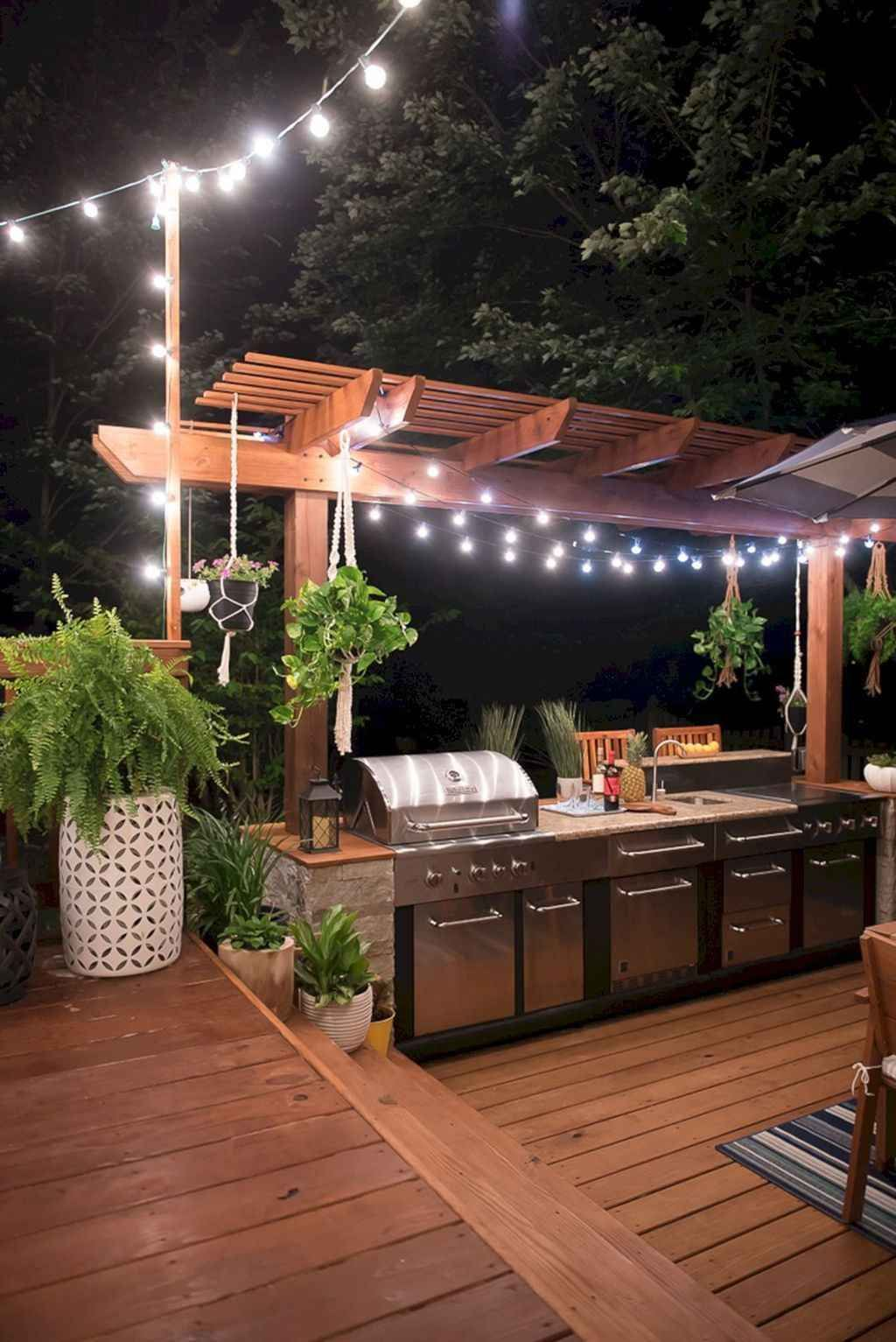 85 Best Outdoor Kitchen And Grill Ideas For Summer Backyard Barbeque In 2020 Outdoor Remodel Outdoor Kitchen Design Outdoor Kitchen Design Layout