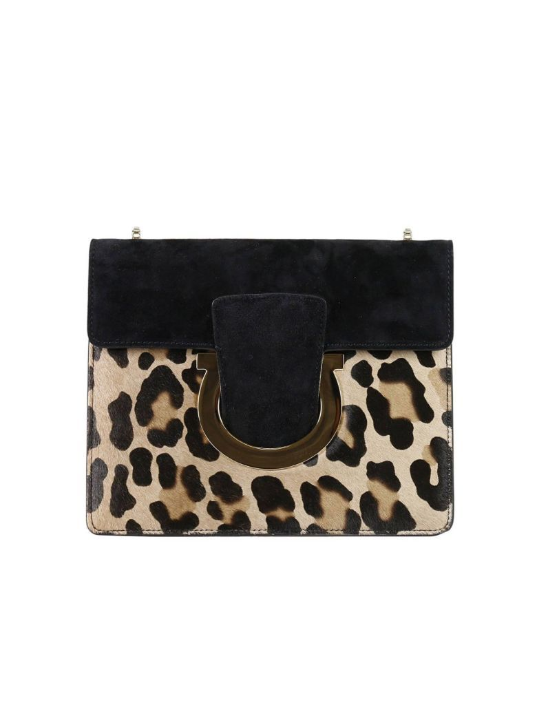 Mini Bag Shoulder Bag Women Salvatore Ferragamo, Black   Salvatore ... 0c779e5e9b