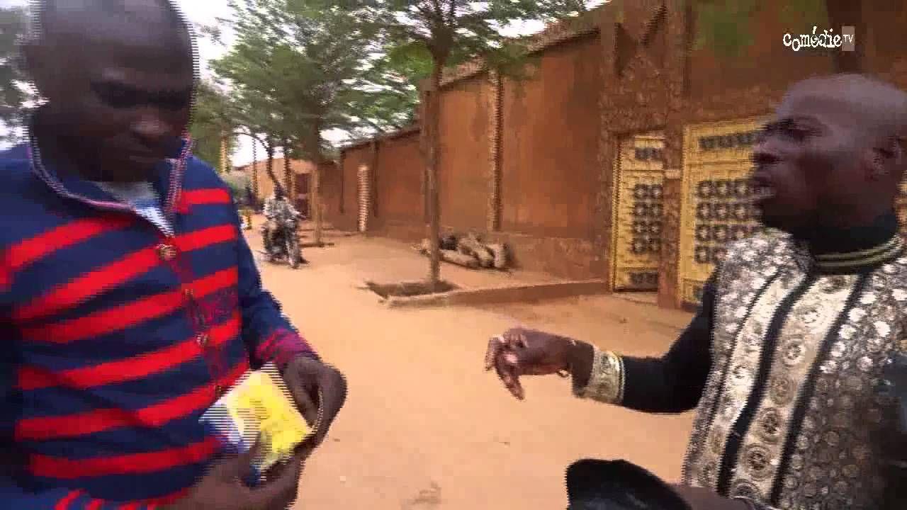 Une pub à Niamey (Niger)