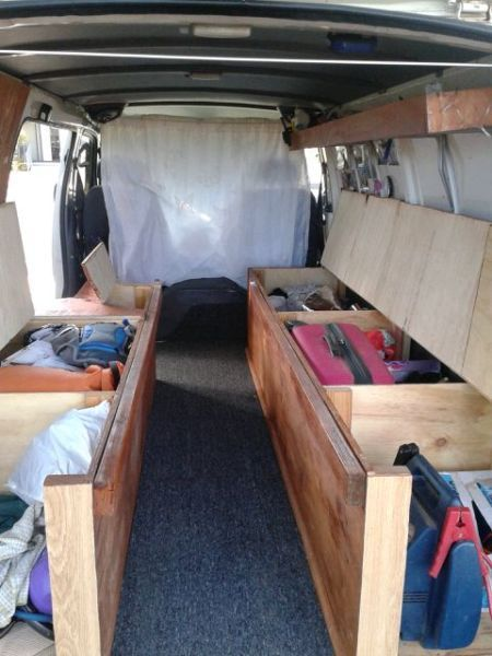 Toyota Hiace Campervan 1999 Reliable Comfortable Ready To Go