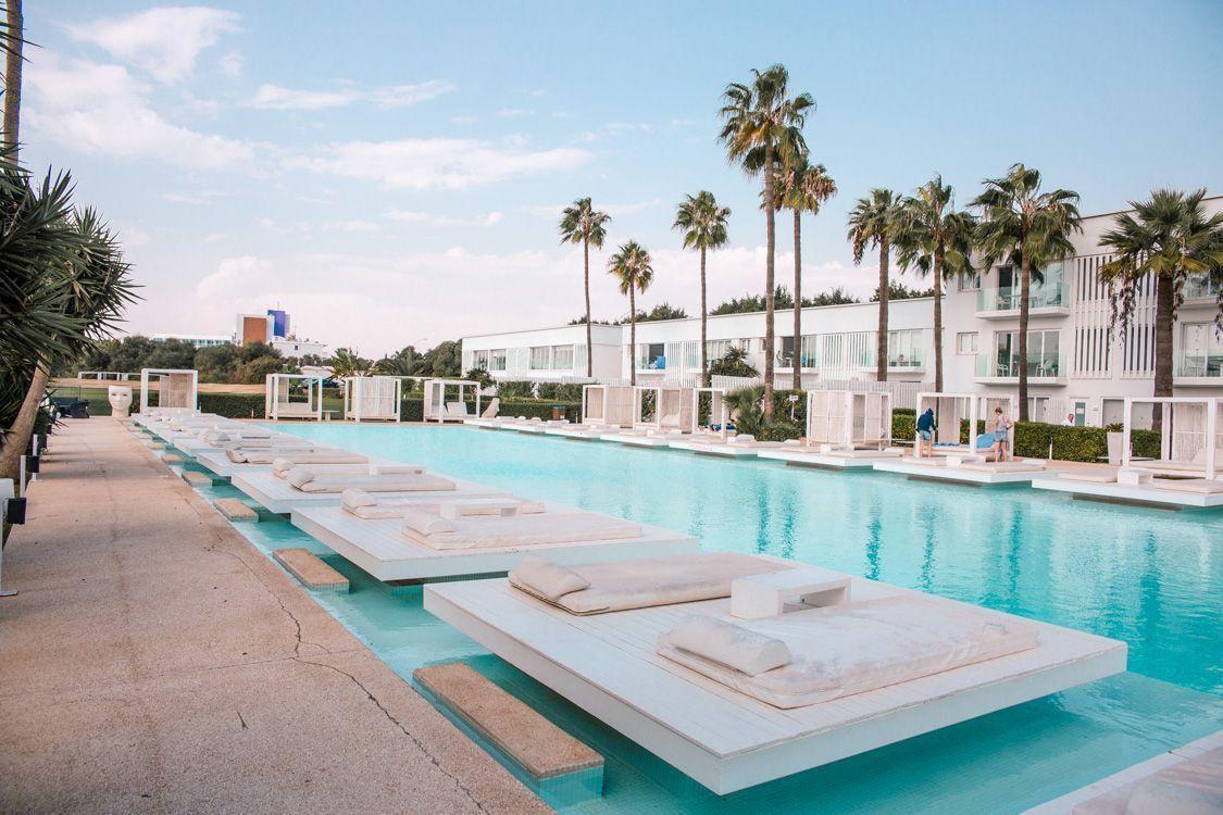 Atlantica So White Club Resort Ayia Napa Ibiza Beach Club